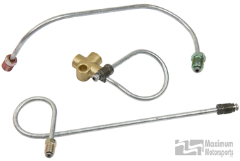 Manual Brake Installation Kit, 1993 Cobra/1994 GT master cylinder in 1987-93 Mustang