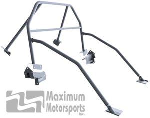 Drag Race 6-point Mustang Roll Bar, E-Z-Remove door bars
