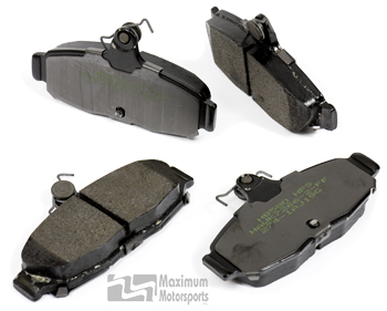 Hawk brake pads, 1993 Mustang Cobra and 1987-88 T-bird Turbo Coupe, rear