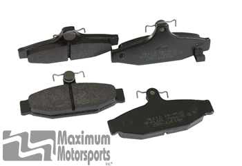 Hawk Brake Pads, 1994-04 Baer Claw (PBR) rear