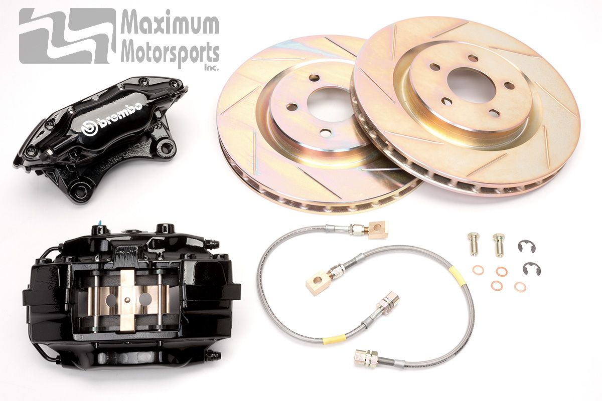 -Not currently available- 2000 Mustang Cobra R Front Brake Kit, 1994-2004 Mustang