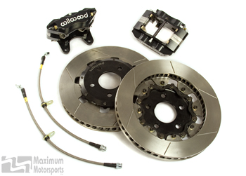MM IRS Racing Brake Kit, 1999-2004 Cobra IRS, Full-floating rotor hat