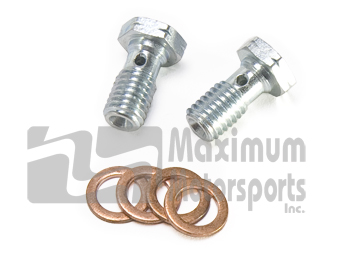 Fluid bolt kit for SN95 Mustang brake calipers