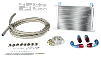Oil Cooler Kit for 1979-93 5.0 Liter