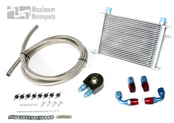 Oil Cooler Kit for 1979-93 5.0 w/o Thermostat