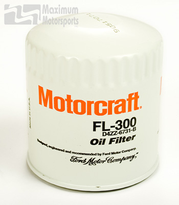 Short 5.0L Ford Oil Filter