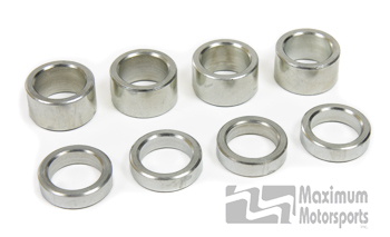 Strut Shaft Spacer Kit, Caster Camber Plates, 1979-2004