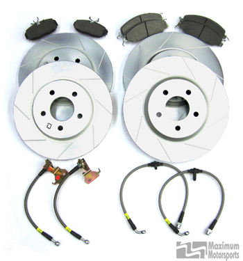 Brake Upgrade Package, 2005-2014