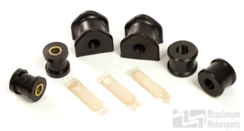 Rear Swaybar Bushings, urethane, 18mm, 2005-2014 Mustang
