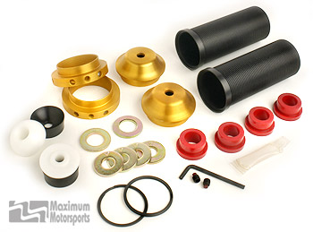 Coil-Over Kit, MM and Bilstein Shocks, 1999-2004 Mustang IRS