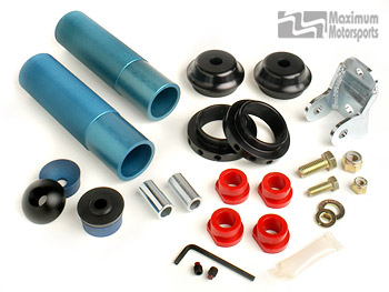 Coil-Over Kit, Koni Shocks, rear, 1979-04 Mustang non IRS