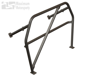 Race Roll bar option, Bolt-in harness/diagonal brace