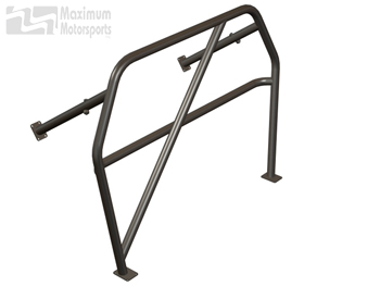 Race Roll bar option, Weld-in harness mount
