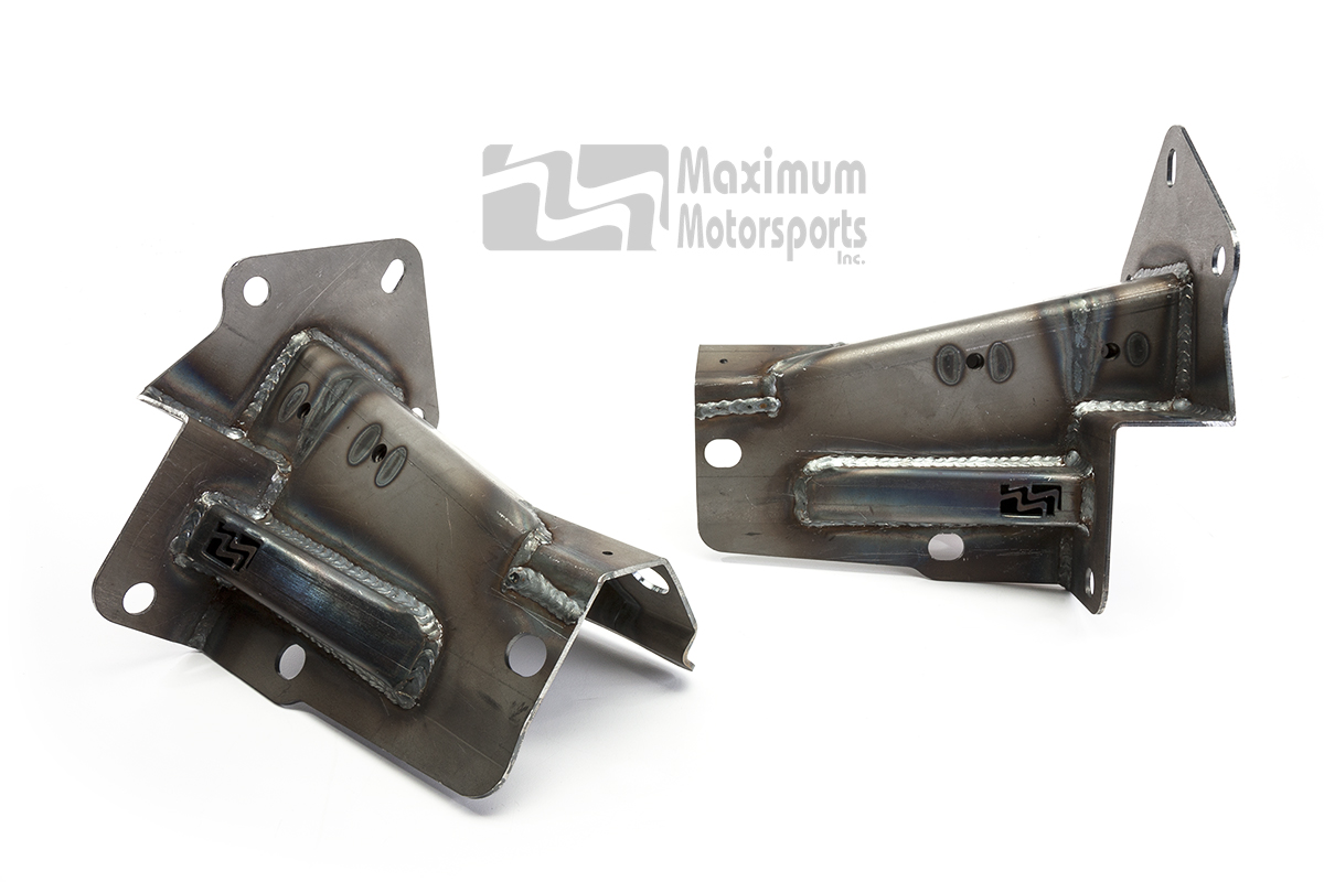 MM Roll Bar Support Brackets, 2005-2014 Mustang