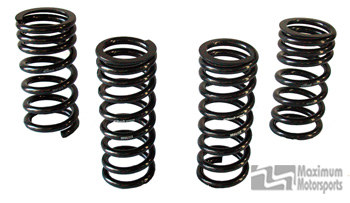 Eibach Pro-Kit Lowering Springs, 1999-2001 Mustang Cobra HT and Convertible (IRS)