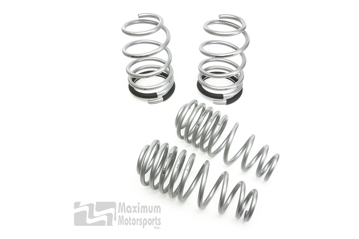 MM Road & Track springs, 2005-14 Hardtop, Set