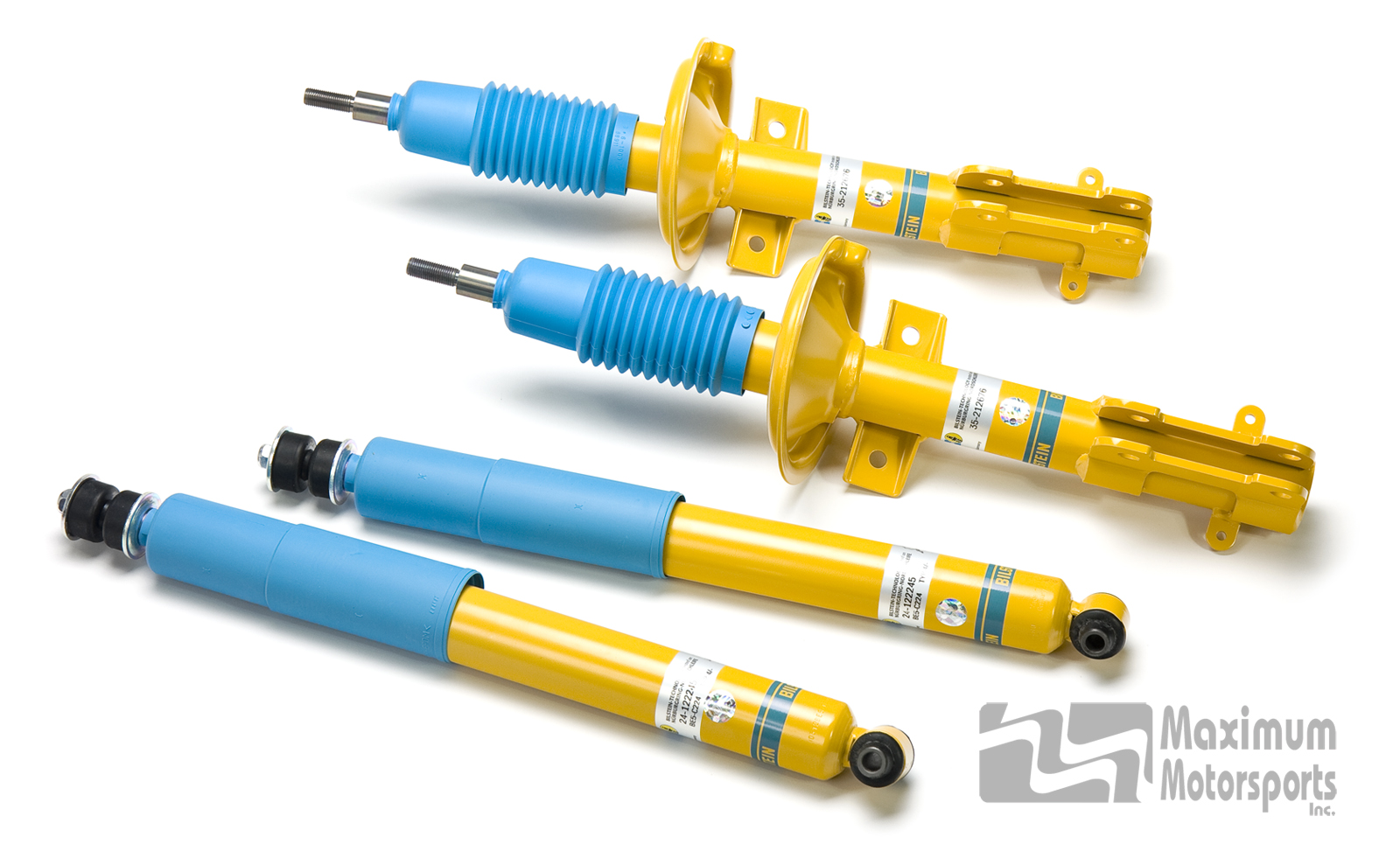 2011-2014 Bilstein HD series Damper Package
