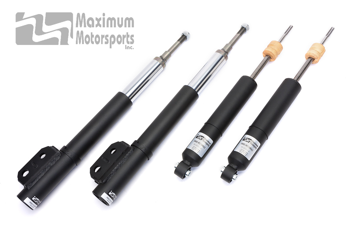 MM Damper Package, struts & shocks, 1987-2004 solid-axle Mustang