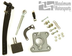Manual Brake Conversion Kit, 1979-1993 Mustang