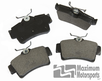 Hawk Brake Pads, 1994-04 Mustang GT, rear