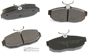 Hawk Brake Pads, 2005-14 Mustang GT & GT500, rear