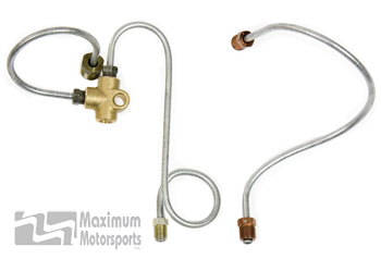Master Cylinder Installation Kit, SVO m/c in 1987-93 Mustang