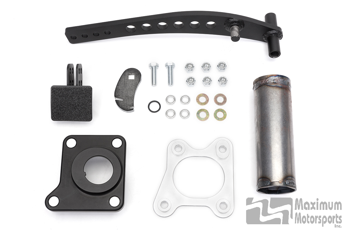 Hydroboost Conversion Kit, 1999-2004 Hydroboost in 1979-1993 Mustang