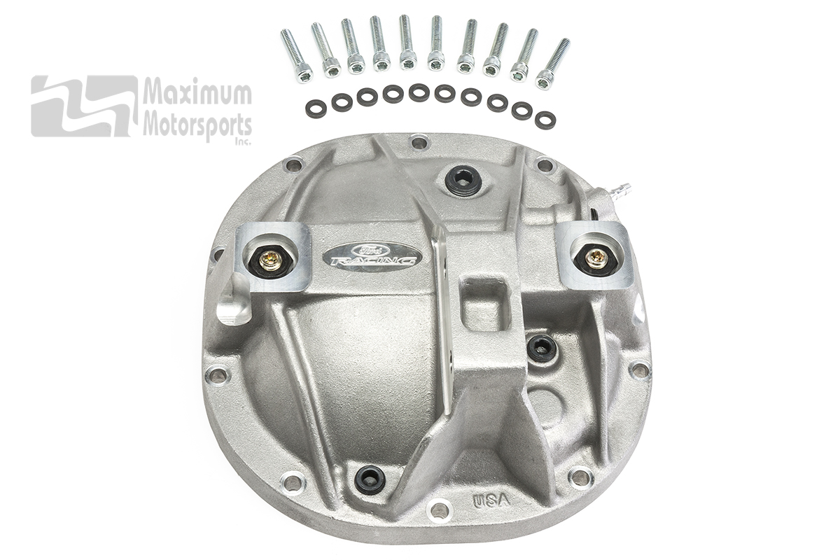 Ford Racing IRS differential cover, modified by MM, 1999-2004 Cobra
