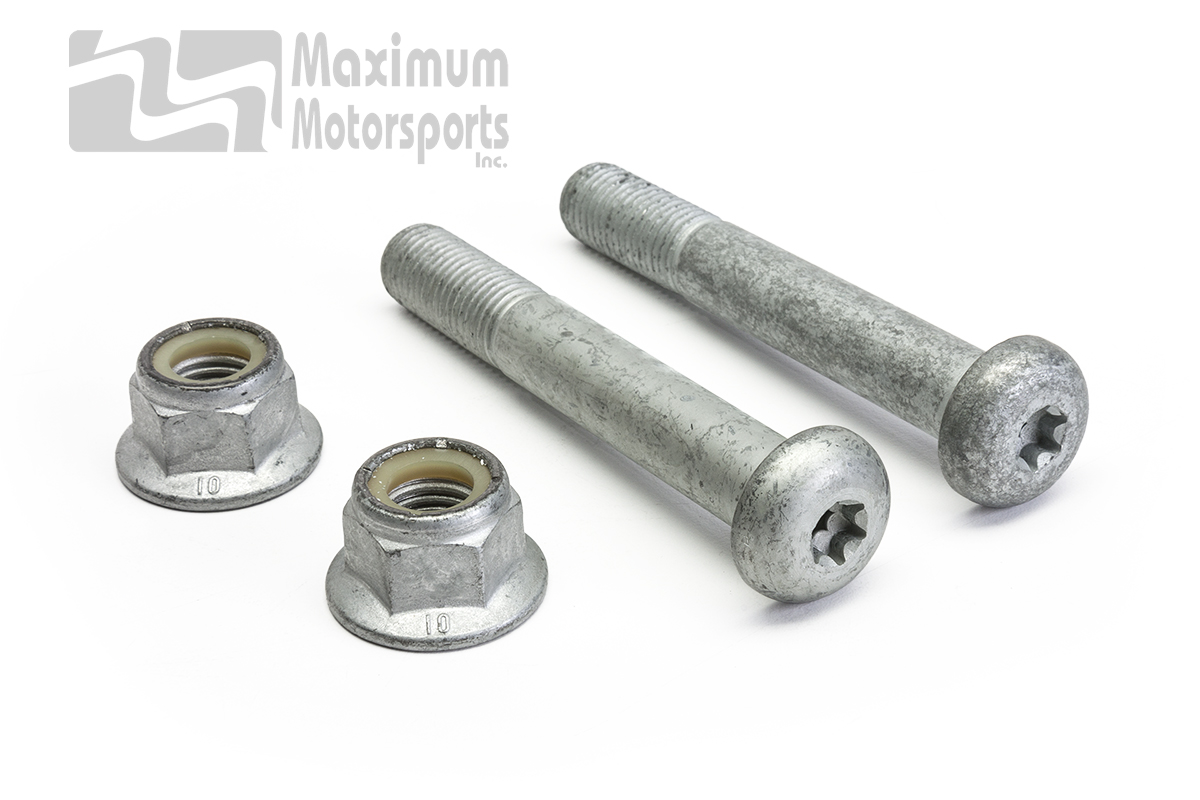 Front Control Arm Bolts, Low Profile, 1979-2004 (pair)