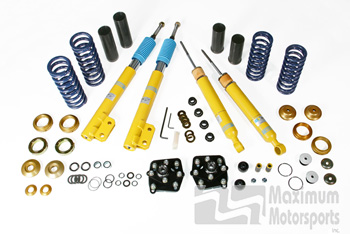Coil-Over Package for Koni dampers, 1994-04 Mustang