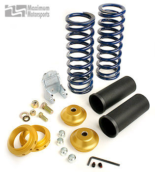 Coil-Over Kit with Springs, fits Koni 30-Series Shocks, rear, 1979-04 Mustang non IRS