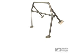 Sport Roll Bar: 4-point, removable harness mount tube